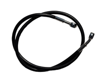 KAWASAKI Extended Rear ABS Brake Line