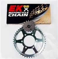 01-06 GSXR 1000 Chain and Sprocket Kit